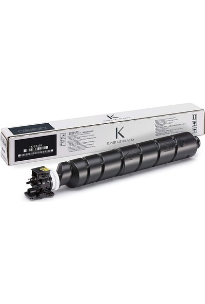 EmgeToner Kyocera 3252 CI-3253 Ci TK-8335 Siyah Çipli Muadil Toner