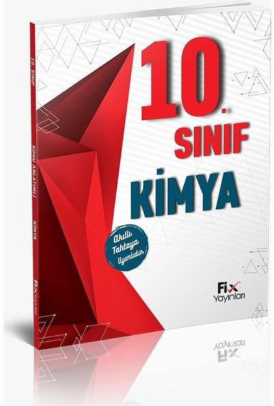 Fix Yayınları Kimya 10. Sınıf