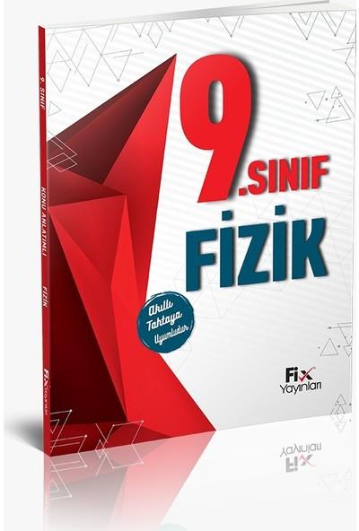 Fix Yayınları Fizik 9. Sınıf