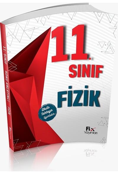 Fix Yayınları Fizik 11. Sınıf