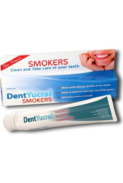 Dentyucral Sigara İçenler İçin Diş Macunu 75 ml