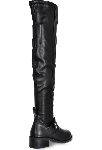 Vizon Kadın Siyah Çizme VZN19-152K