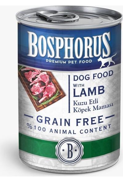 Bosphorus Tahılsız Kuzu Etli Köpek Maması