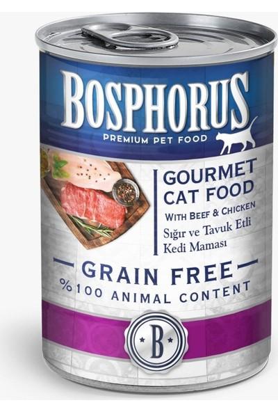 Bosphorus Tahılsız Gurme Kedi Maması