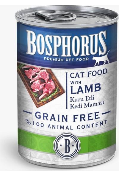Bosphorus Tahılsız Kuzulu Kedi Maması