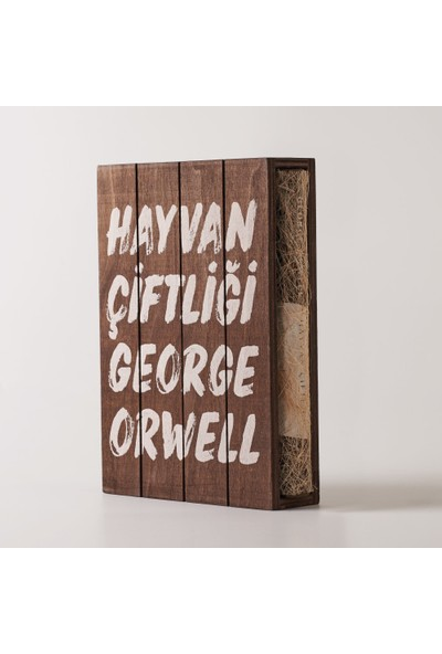 Hayvan Çiftliği (Kutulu Özel Baskı) - George Orwell