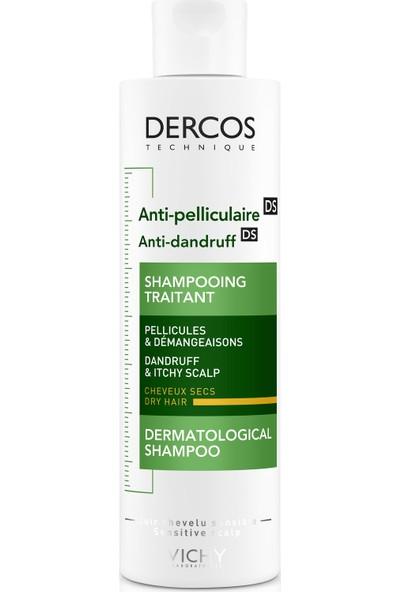 Vıchy Dercos Antı-Dandruff Kepeğe Karşı Kuru Saç Sampuanı 390Ml