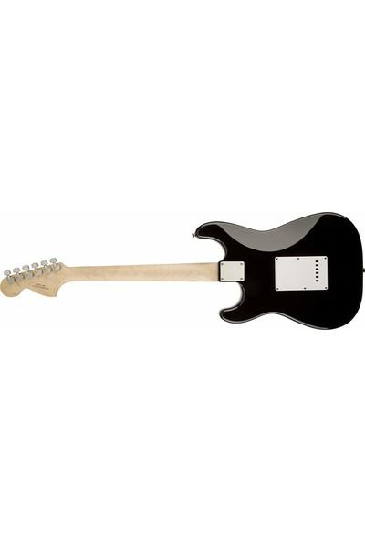 Squier Affinity Stratocaster Gülağacı Klavye Black Elektro Gitar