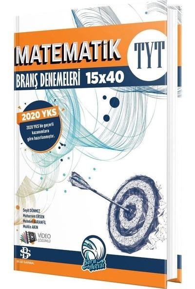 Bilgi Sarmal Yayınları TYT Matematik Branş Denemeleri