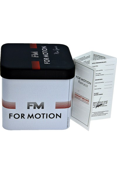 For Motion FM11686K.01 Erkek Kol Saati