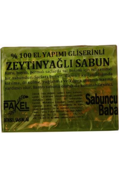 Sabuncu Baba Zeytinyağlı Sabun