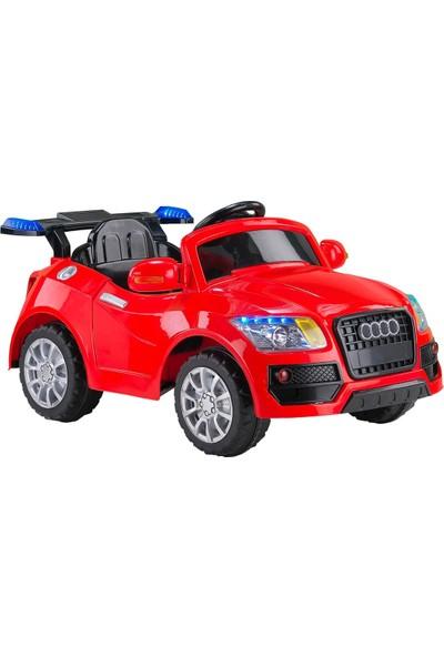 BabyHope 2099 12V Uzaktan Kumandalı Akülü Araba - Kırmızı