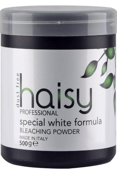 Haisy Professional Bleaching Powder - Saç Açıcı Toz 500 gr