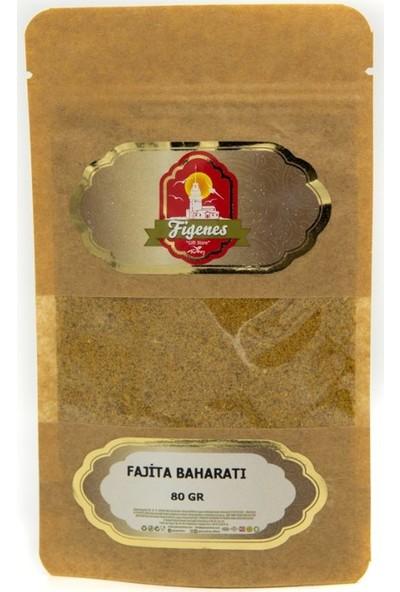 Figenes Fajita Baharatı Kraft Paket 80 gr