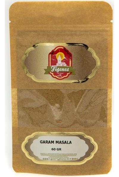 Figenes Garam Masala Orta Craft Paket (60 Gr)