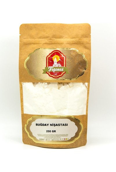 Figenes Buğday Nişastası Büyük Craft Paket (250 Gr)