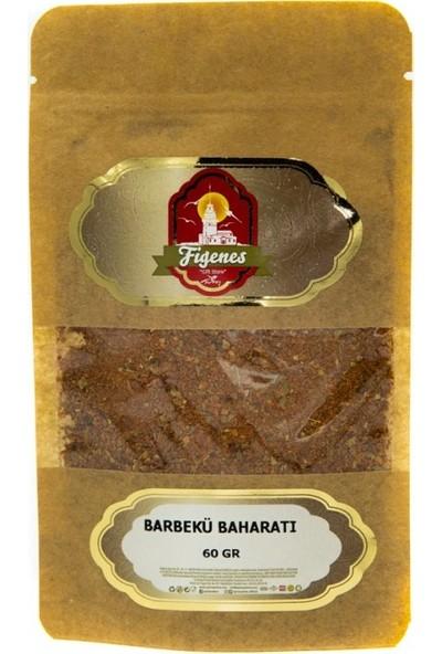 Figenes Barbekü Baharatı Kraft Paket 60 gr