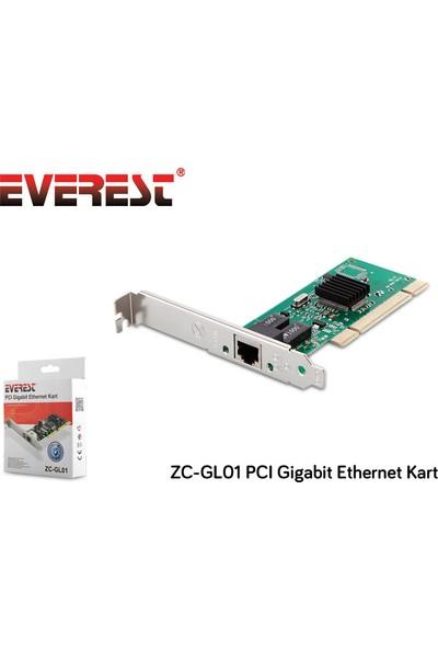 Everest Zc-Gl01 Pcı Gigabit Ethernet Kart