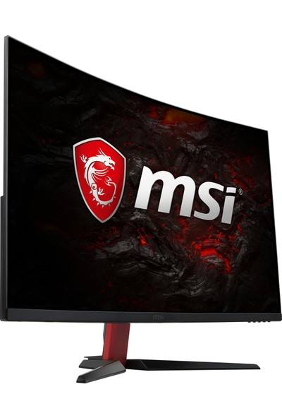 "MSI Optix AG32CV 31.5"" 165Hz 1ms (HDMI+Display) Curved Full HD Monitör"