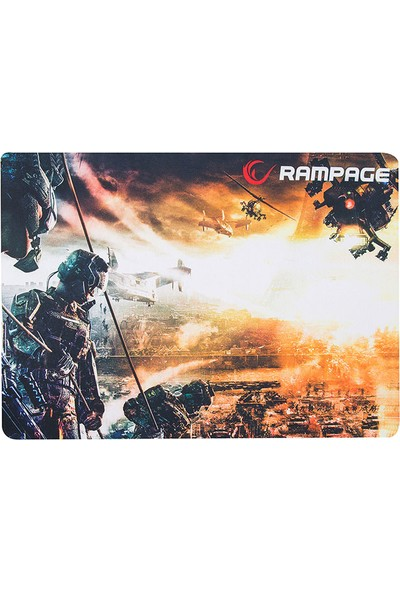 Addison Rampage 300350 350x250x1 mm Oyuncu Mouse Pad
