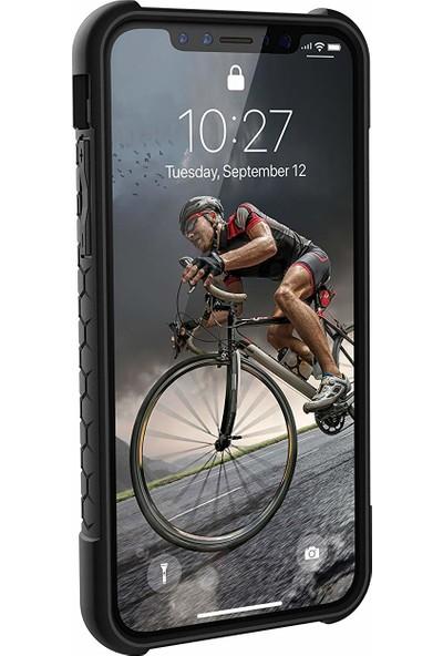 UAG Monarch Apple iPhone XS/X Kılıf - Karbon Fiber