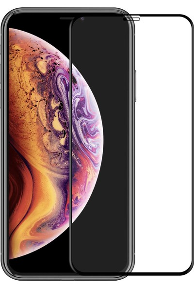 i-Stone Apple iPhone 11 Pro 6D Full Ekran Koruyucu Nano Cam