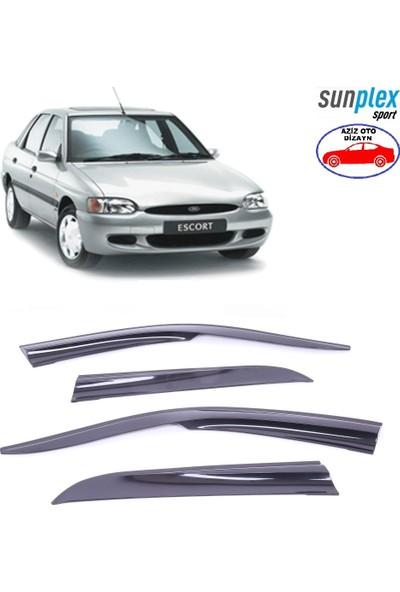 Sunplex Ford Escort 1993-2000 Sport Style Cam Rüzgarlığı