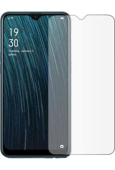 Microcase Oppo A5S Tempered Cam Ekran Koruyucu