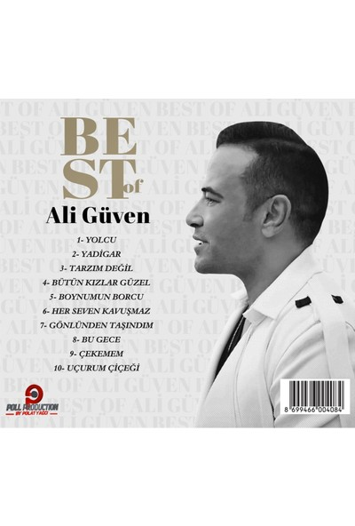 Ali Güven - Best Of Ali Güven (Cd)