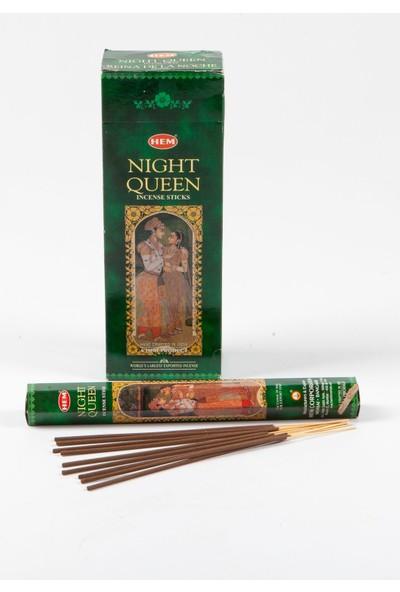 HEM Hem Nightqueen Hexa Tütsü 1 Kutu 120 Adet