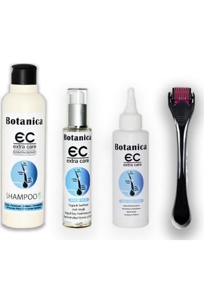 Botanica Mavi Su Saç Çıkarıcı Set – Mavi Su Saç Dökülmesi Seti - Saç Dökülmesine Çözüm Seti