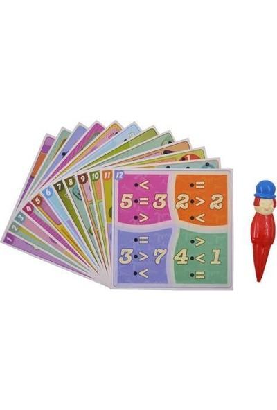 Sihirli Kalem Sayılar Eğitici Oyun Seti