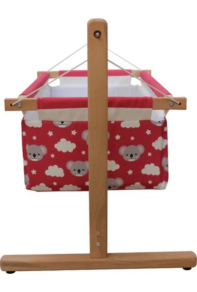 Makeart Baby Bebek Odası Mobilyası Beşik
