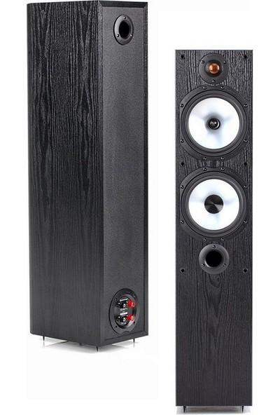 Monitor Audio MR-4 Kule Tipi Hoparlör - Siyah