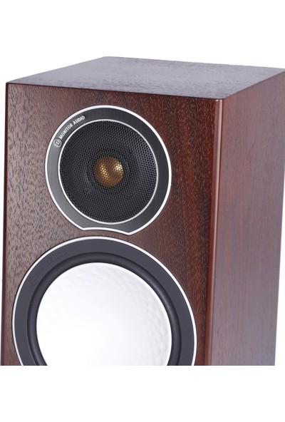Monitor Audio Silver-1 Raf Tipi Hoparlör (Walnut Renk )