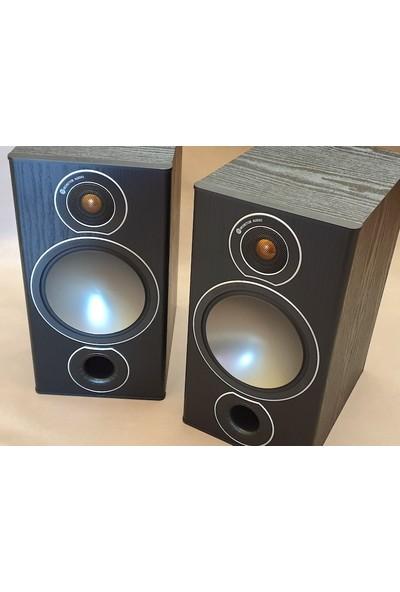 Monitor Audio Bronze 2 Siyah Raf Tipi Hoparlör - Siyah