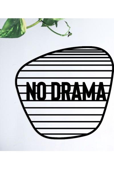 LİVİQN No Drama - Metal Decor