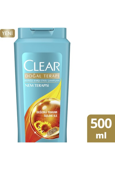 Clear Nem Terapisi Şampuan 500 ml