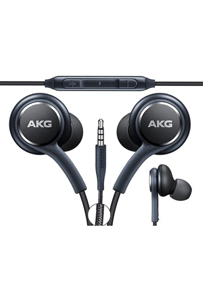 Rsl Samsung Akg Ses Kontrollü ve Mikrofonlu Kulaklık