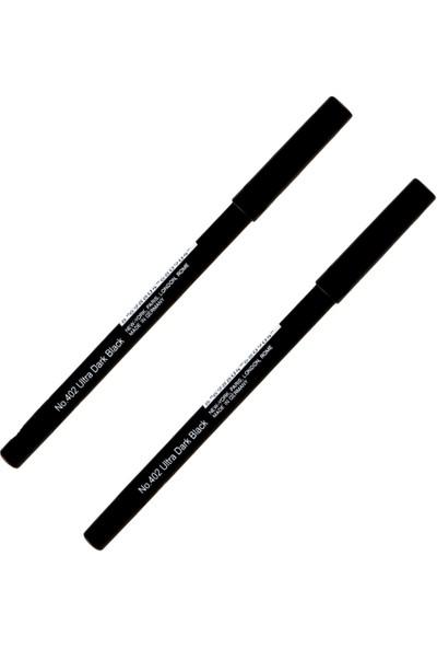 Esterel Super Longlasting Waterproff Eyeliner - 402 Ultra Dark Blue 2 Adet