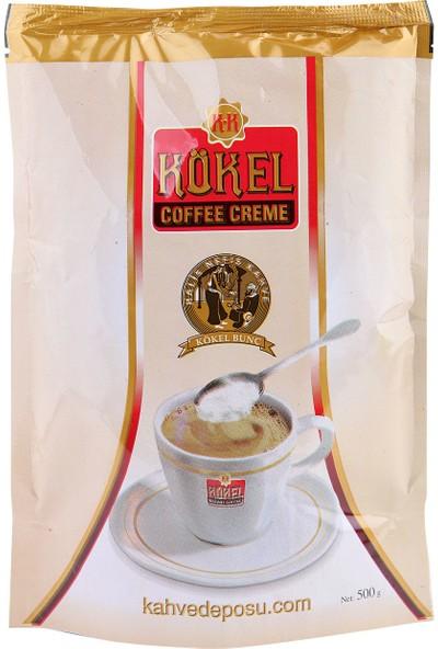 Kahve Deposu Kahve Kreması 500GR.