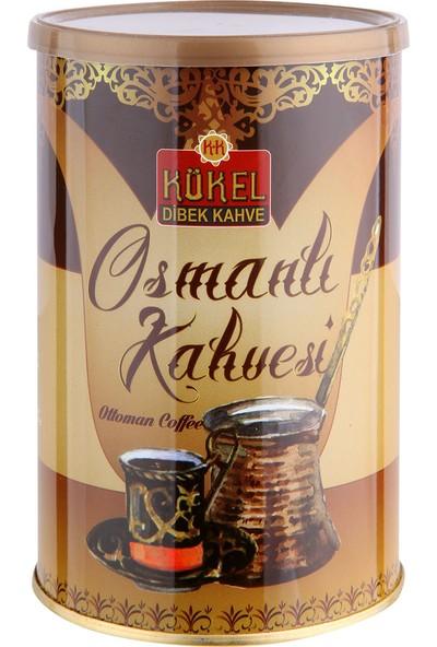 Osmanlı Kahvesi Teneke Kutu