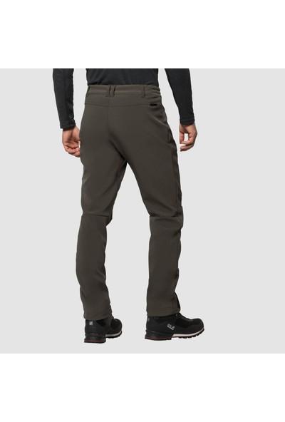 Jack Wolfskin Zenon Softshell Pants Men Erkek Pantolon