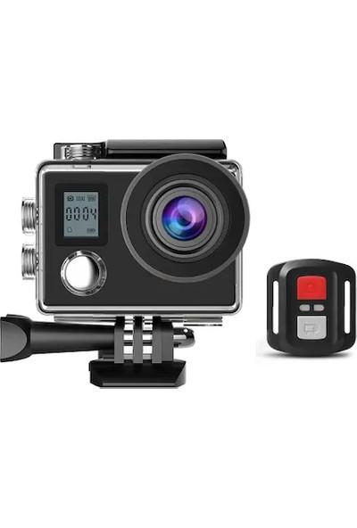 Kingboss SL-D215 4K Ultra Hd Wifi Aksiyon Kamerası