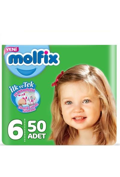 Molfix Bebek Bezi 6 Beden Ekstra
