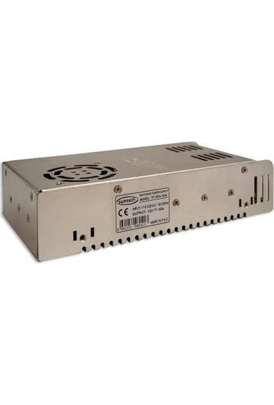 Korax Twıntech Spa 30 A Kamera LED Adaptörü