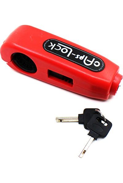 Caps Lock Motosiklet Elcik Manet Fren Kilidi