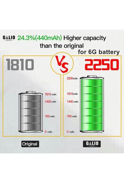 Galio Apple iPhone 6 Elit Batarya 1810 Mah