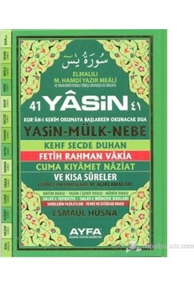 41 Yasin Türkçe Meali