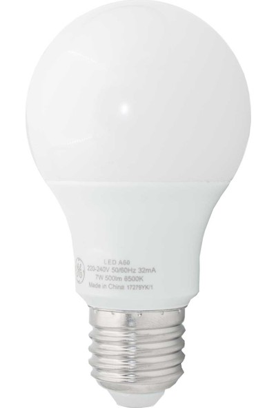 General Electric 7 W E27 LED Ampul Beyaz 3'lü
